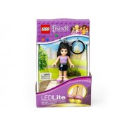 LEGO Friends, Breloc cu lanterna - Emma