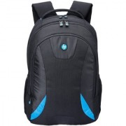 HP Black Blue Polyester Laptop Bag (Above 15 Inches)