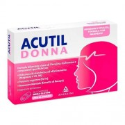 Angelini Spa Acutil Donna 20 Compresse