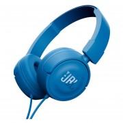 Audífonos On-Ear JBL T450 Tipo Diadema Plegables-Azul