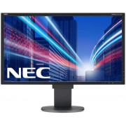 "Monitor IPS LED NEC MultiSync 27"" EA273WMi, Full HD (1920 x 1080), HDMI, DVI, VGA, DisplayPort, USB, 6 ms, Boxe, Pivot (Negru)"