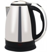 Bluebells India ™Hot Water Pot Portable Boiler Tea Coffee Warmer Heater 1.8 L - TR-1108 ANMOL Cordless Electric Kettle(1.83 L, Silver)
