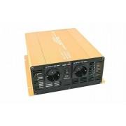 Feszültség átalakító inverter Solartronics Gold 12v-230v 1500 Watt