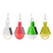 Kerti napelemes lámpa, villanykörte formájú