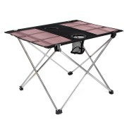 Outdoor Portable Folding Table Picnic Foldable Desk Ultralight Aluminum Alloy For Camping Hiking