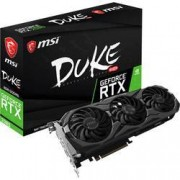MSI Gaming Grafická karta MSI Gaming Nvidia GeForce RTX2080 Duke Overclocked, 8 GB