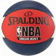 Spalding Basketball NBA HIGHLIGHT (Outdoor) - rot/blau/weiß | 7