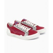 Diesel GRINDD S-GRINDD LOW LACE Sneaker For Men(Red)