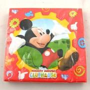Mickey Mouse Club House parti szalvéta - 20 darabos
