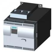 Lágyindító 36A, nehéz üzem, 3f 18.5-37Kw 400-690V motorokhoz, 230V AC vezérlő feszültség, csavaros csatlakozás (Siemens 3RW4423-1BC46)
