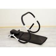 Ab-roller - urządzenie do ćwiczeń mięśni brzucha z matą