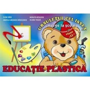 Ursuletul cel istet merge la scoala - Educatie plastica clasa a II-a