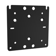 Atdec Mounting Plate for Mini PC, Monitor - Black