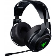 Casti Gaming Stereo Razer ManO'War 7.1, Wireless (Negru)