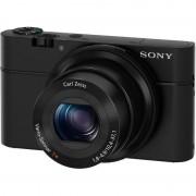 Aparat foto Sony Cyber-shot DCS-RX100 II 20.2 Mpx zoom optic 3.6x Negru