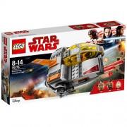 Set de constructie LEGO Star Wars Transport Pod al Rezistentei