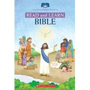 Read and Learn Bible, Hardcover/American Bible Society