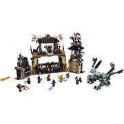 Építőjáték LEGO Ninjago 70655 Sárkányverem