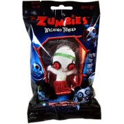 The Zumbies: Walking Thread Lucky Zombie Doll & Trading Card Keychain Leilani