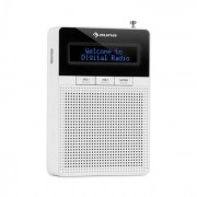 Auna DigiPlug DAB radio prise de courant