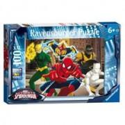 Puzzle Spiderman, 100 Piese