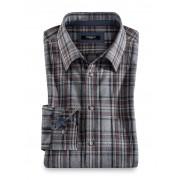 Walbusch Luxus-Flanell-Hemd