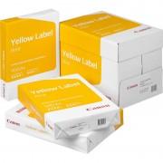 Hartie A4 CANON Yellow Label 80 g/mp, 500 coli/top