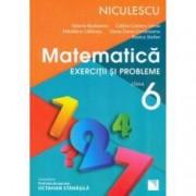 Matematica. Exercitii si probleme pentru clasa a VI-a