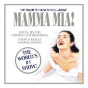 Original Cast Recordings - Mamma Mia!+3 (0602498664117) (1 CD)