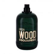Dsquared2 Green Wood eau de toilette 100 ml Tester uomo