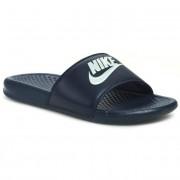 Nike Klapki NIKE - Benassi JDI 343880 403 Midnight Navy/Windchill