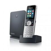 YEALINK TELEFONIA DECT-IP PHONE W53P-BASE+HANDSETW53H
