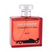 Ferrari The Drakers Competition Red eau de toilette 100 ml за мъже