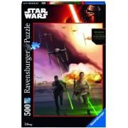 Puzzle Star wars, ep. vii, 500 piese Ravensburger