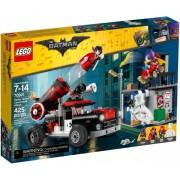 Lego Klocki konstrukcyjne Batman Movie - Armata Harley Quinn™