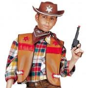 Geen Feestkleding cowboy giletjes voor kinderen