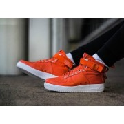 Nike Air Force 1 SF Mid Team Orange