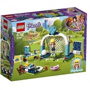 Lego friends 41330 l'allenamento di calcio di stephanie