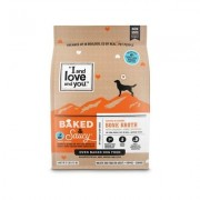 I and Love and You Baked & Saucy Chicken Sweet Potato Dog Food, 21-lb bag