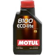 MOTUL 8100 Eco-lite 0W20 1 litru