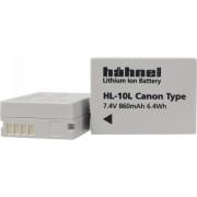 Hahnel HL-10L batteria ricaricabile Ioni di Litio 860 mAh 7,4 V