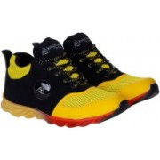 Knight Ace Lucky Running Shoes For Men(Yellow)