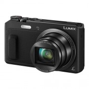 Panasonic Lumix DMC-TZ57 - Digitale camera compact 16.0 MP 1080p 20x optische zoom Wi-Fi zwart