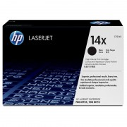 HP 14X Black LaserJet Toner Cartridge (CF214X)