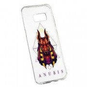 Husa de protectie Mythology Anubis Samsung Galaxy S8 Plus rez. la uzura Silicon 286