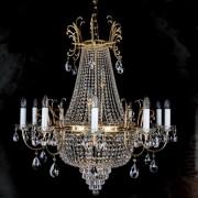 Lustra cristal Bohemia Imperial Hillary 1000 CE