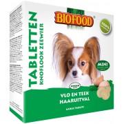 Biofood Knoflook Zeewier Mini Tabletten