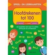 Deltas Speel- En Leerkaarten Hoofdrekenen Tot 100 (7-8 Jaar)
