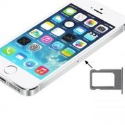 Simkortshållare iPhone 5S Silver