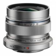 Olympus M.Zuiko Digital ED 12mm 1:2.0 Argintiu